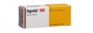Tegretol (carbamazepine) tabletten