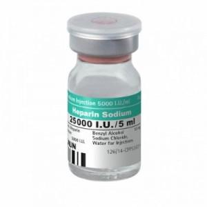 heparine injectievloeistof