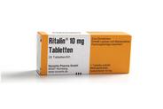 Ritalin (methylfenidaat)
