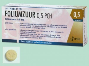 foliumzuur tabletten