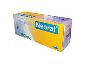 Neoral (ciclosporine)