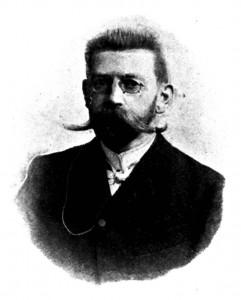 Paul Grawitz (naamgever Grawitz-tumor)