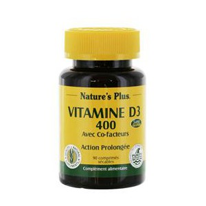 suppletie bij vitamine D-tekort