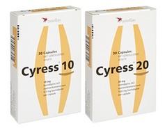 Cyress (barnidipine)