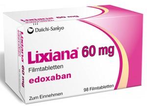 Lixiana (edoxaban)