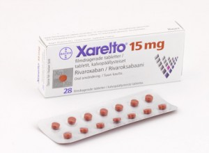 Xarelto (rivaroxaban) tabletten