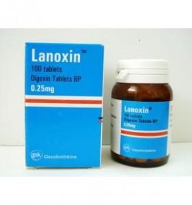 Lanoxin (digoxine) tabletten