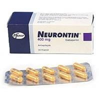 Neurontin (gabapentine) capsules