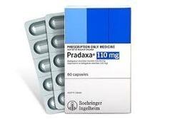 Pradaxa 110 mg (dabigatran)