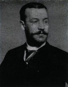 Dr Viktor Eisenmenger - naamgever Eisenmenger syndroom