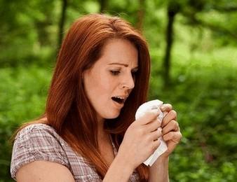 hooikoorts (allergische rinitis)