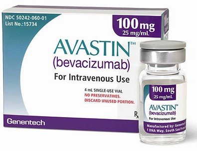 Avastin (bevacizumab) injectievloeistof