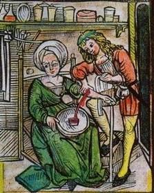 aderlating in de middeleeuwen