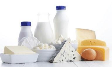 calcium tekort - zuivelproducten