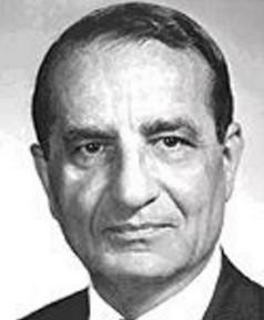 Blackfan-Diamond anemie - naamgever Dr Louis Diamond