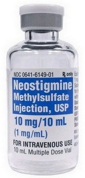 neostigmine injectievloeistof