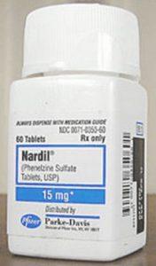 serotoninesyndroom - Nardil (fenelzine)