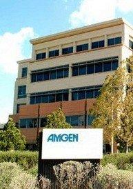 Amgen - eerste registratie van epoëtine