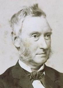Dr Peter Ludvig Panum (1820-1885) - ontdekker cholesterolembolie