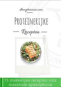 Proteïnerijke Recepten eBook