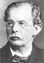 eerste beschrijving niervenetrombose door Friedrich Daniel von Recklinghausen (1833-1910)