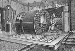 hyperbare zuurstoftherapie - historie