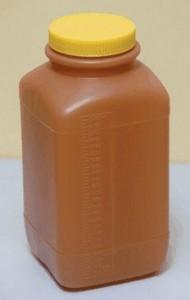 microalbuminurie - pot voor verzamelen 24-uurs urine