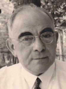 syndroom van Kartagener - naamgever Dr Manes Kartagener (1897-1975)