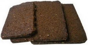 vezelrijke voeding - roggebrood