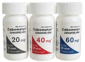 Cabometyx (cabozantinib) tabletten