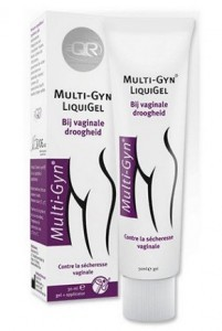 Multi-Gyn LiquiGel - behandeling droge vagina