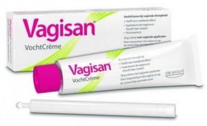 Vagisan vochtcrème - behandeling droge vagina