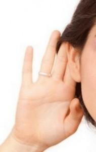 slecht horen bij otosclerose