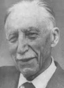 ziekte van Forestier - naamgever Dr Jacques Forestier (1890-1978)