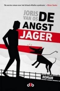 boek'De Angstjager' over iemand met de ziekte van Urbach-Wiethe