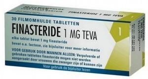 finasteride tabletten tegen haaruitval