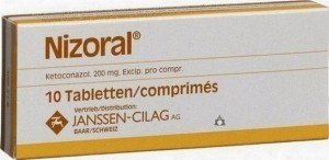 ketoconazol tabletten (Nizoral)