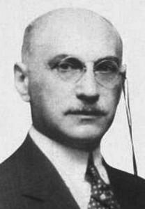 ziekte van Schamberg - naamgever Dr Jay Frank Schamberg (1870-1934)