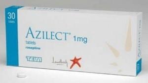 Azilect (rasigiline) tabletten - MAO-B remmer