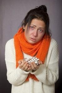 verkoudheid kan leiden tot bijholteontsteking (sinusitis)