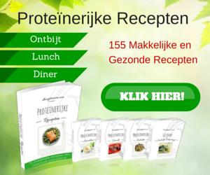 Proteine-rijke recepten 300x250 - 1