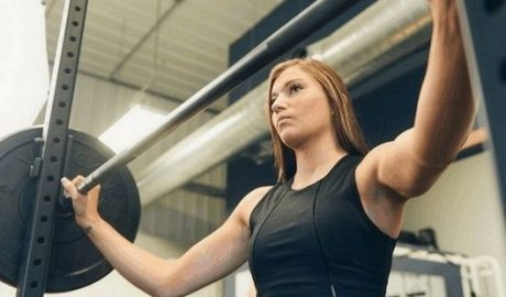 herstellen na training - fitness training