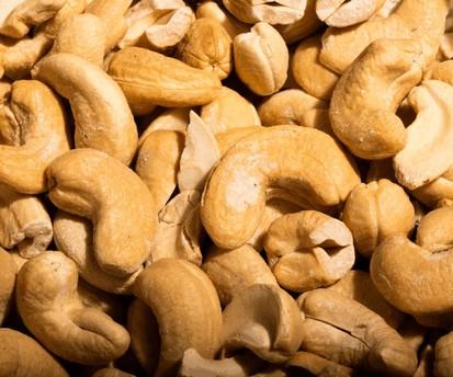 cashewnoten voor dieet