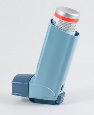 inhalator voor toediening luchtwegverwijderaars