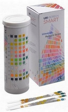 Uri-Screen Smart zelftest urine
