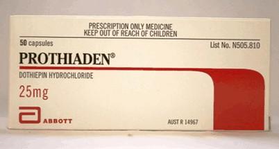 dosulepine (dothiepin) wordt in veel landen verkocht door Abbott