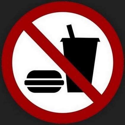 eiwitdieet - geen junk food
