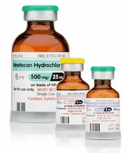 irinotecan infusievloeistof