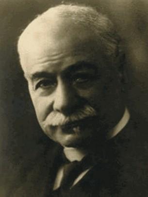 professor Domenico Majocchi - naamgever van de ziekte van Majocchi