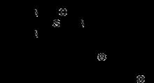 rabeprazol molecuulstructuur